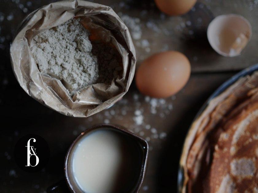 Gluten dairy sugar free pancake